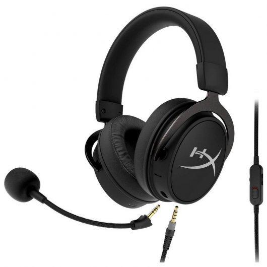 HyperX Cloud Mix - Precio mínimo histórico - Auricurales Bluetooth o 3.5mm con microfono