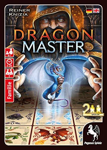 Dragon Master - Juego de Cartas