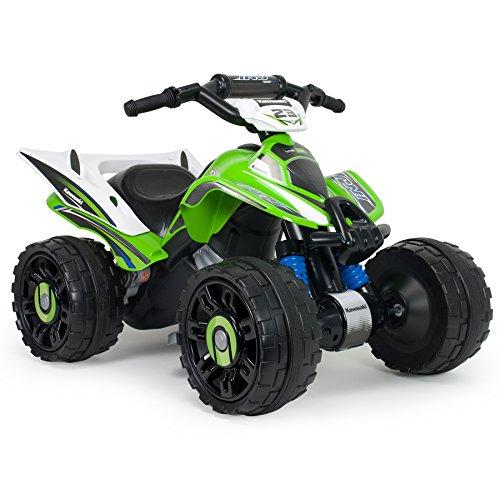 Quad Kawasaki ATV Estable y Resistente de batería casi en mínimos