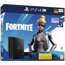 Consola PS4 PRO 1TB Chasis G + Fortnite Voucher 2019