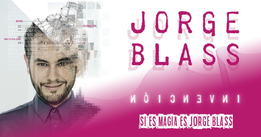 Entradas Jorge Blas en Madrid