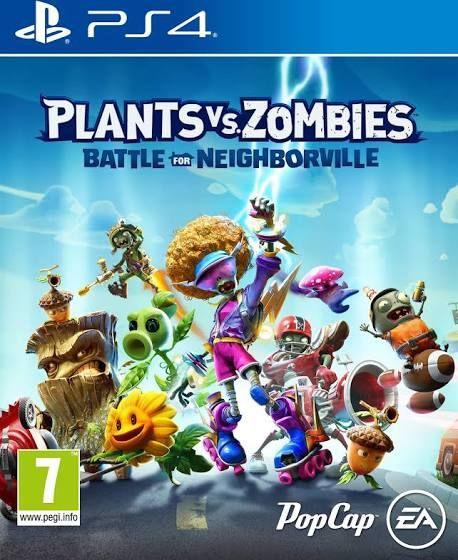 Plantas vs Zombies Battle for Neighborville