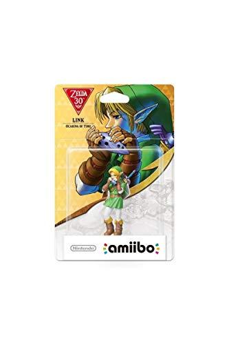 Figura Amiibo Link Ocarina of Time