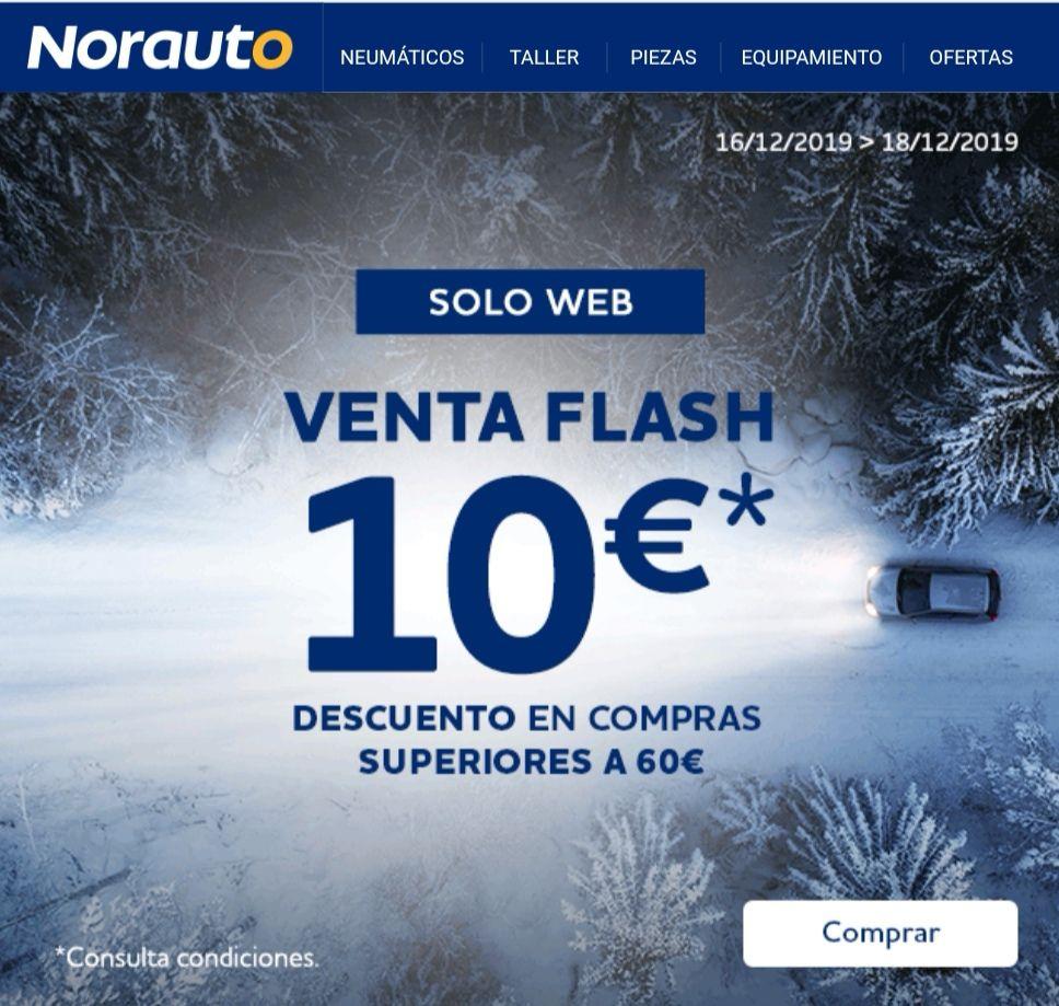 -10€ en Norauto