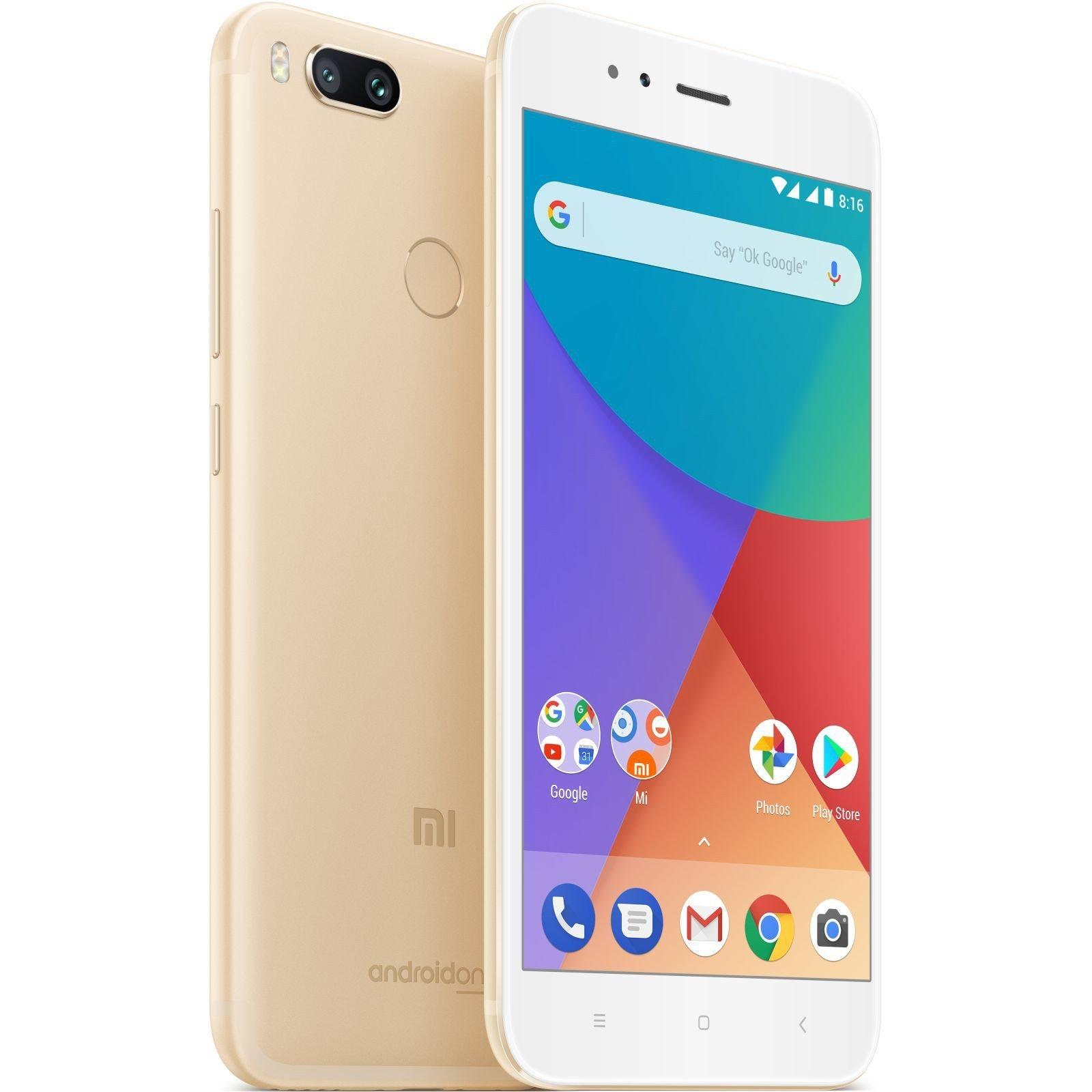 Xiaomi MIA1 Android puro solo 135€