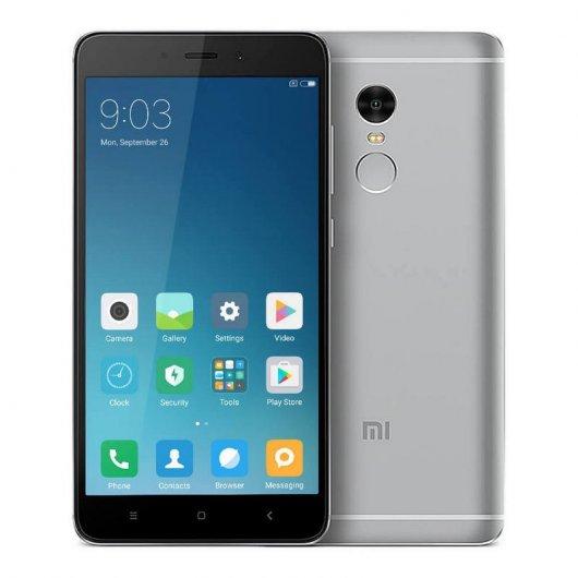 Xiaomi Redmi Note 4 3GB/32GB 4G Gris Libre
