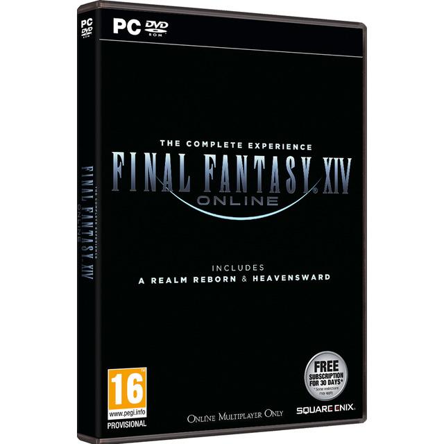 PC: Final Fantasy XIV Online Complete (Incluye A Realm Reborn y Heavensward)