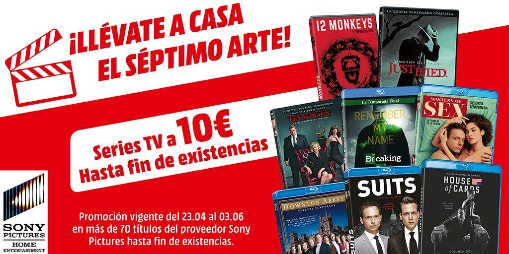 SERIES A 10€ EN MEDIAMARKT