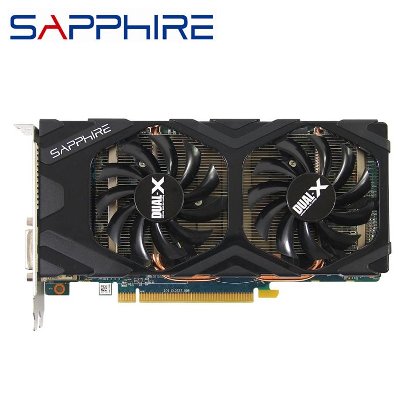 AMD RADEON HD 7850 - 2GB. Similar en potencia a la GTX 1050 (-9%)