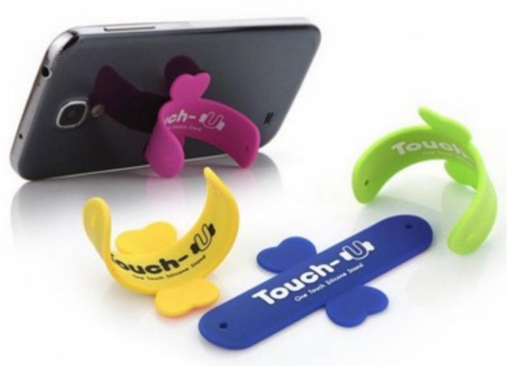 3PCs Portable Mini Mobile Phone Stand Random Color