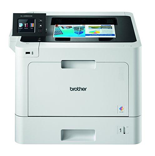 Impresora láser color Brother HLL8360CDW + extras (Reacondicionada)