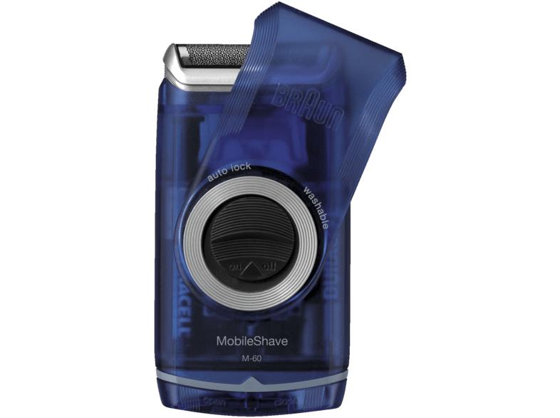 Afeitadora - Braun MobileShave M60b