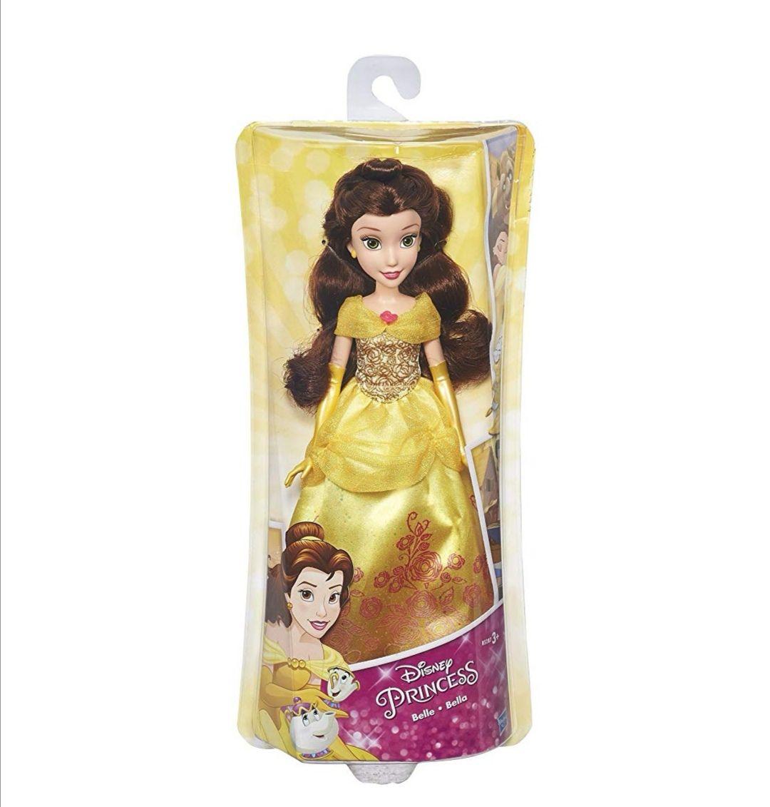 Disney Princess - Muñeca Bella. Hasbro ( reaco--Muy bueno)