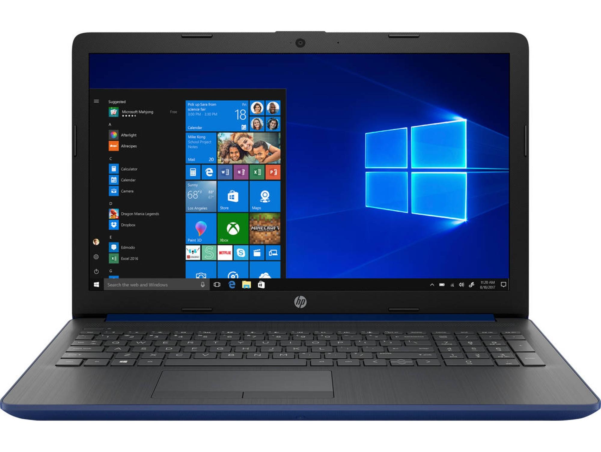 Portátil HP 15-DB1007NS Ryzen 5 3500U - RAM: 8 GB - 512 GB SSD