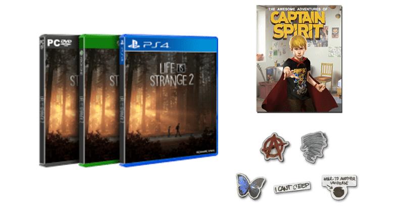 Life Is Strange 2 Ps4 Xbox One & PC