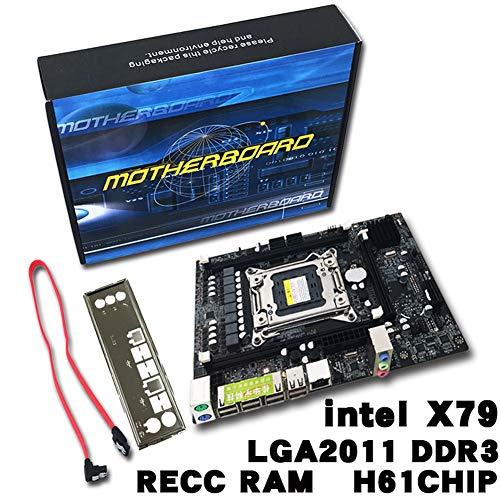 Placa Intel X79 LGA 2011 barata