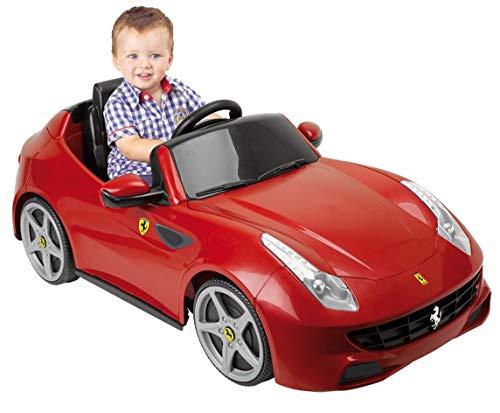 Vehículo infantil Ferrari FF 6V