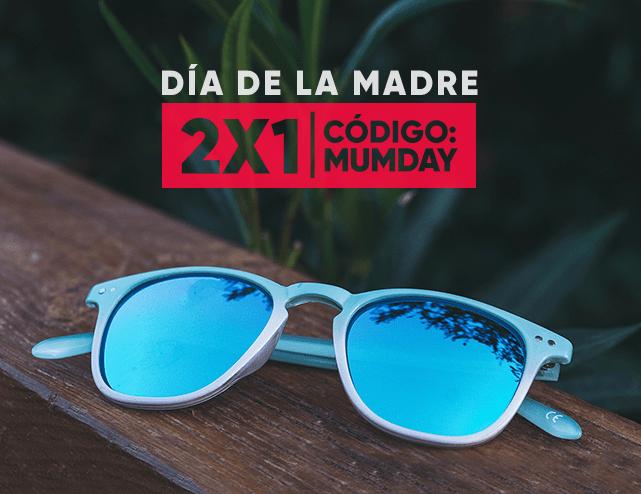 2x1 en gafas Northweek por el día de la madre con el cupón MUMDAY