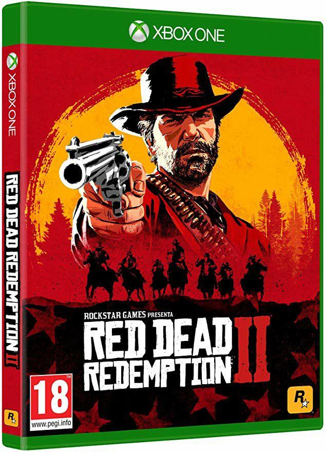 Red Dead Redemption 2 Xbox One (Mínimo Histórico)