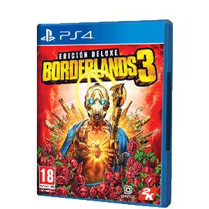 Borderlands 3 edición Deluxe (PS4 & Xbox one)