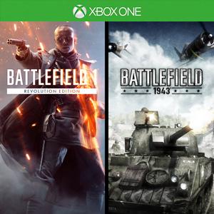 Battlefield 1 Revolution + Battlefield 1943 (Xbox One)