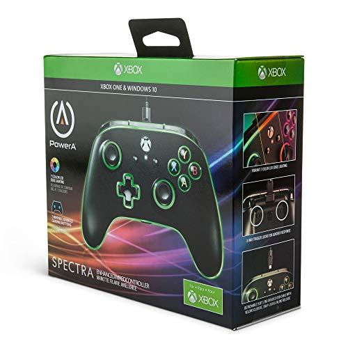 PowerA - Mando con cable mejorado (Xbox One)