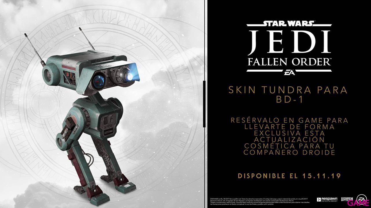Star Wars Jedi Fallen Order para PC + SKIN + POSTER