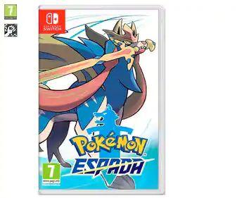 Pokemon Espada en Alcampo de Sant Adrià de Besòs