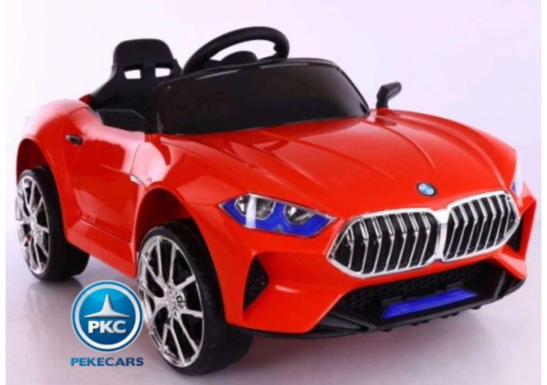 BMW M8 STYLE 12V 2.4G ROJO/Azul/Blanco +MP3+Voltímetro