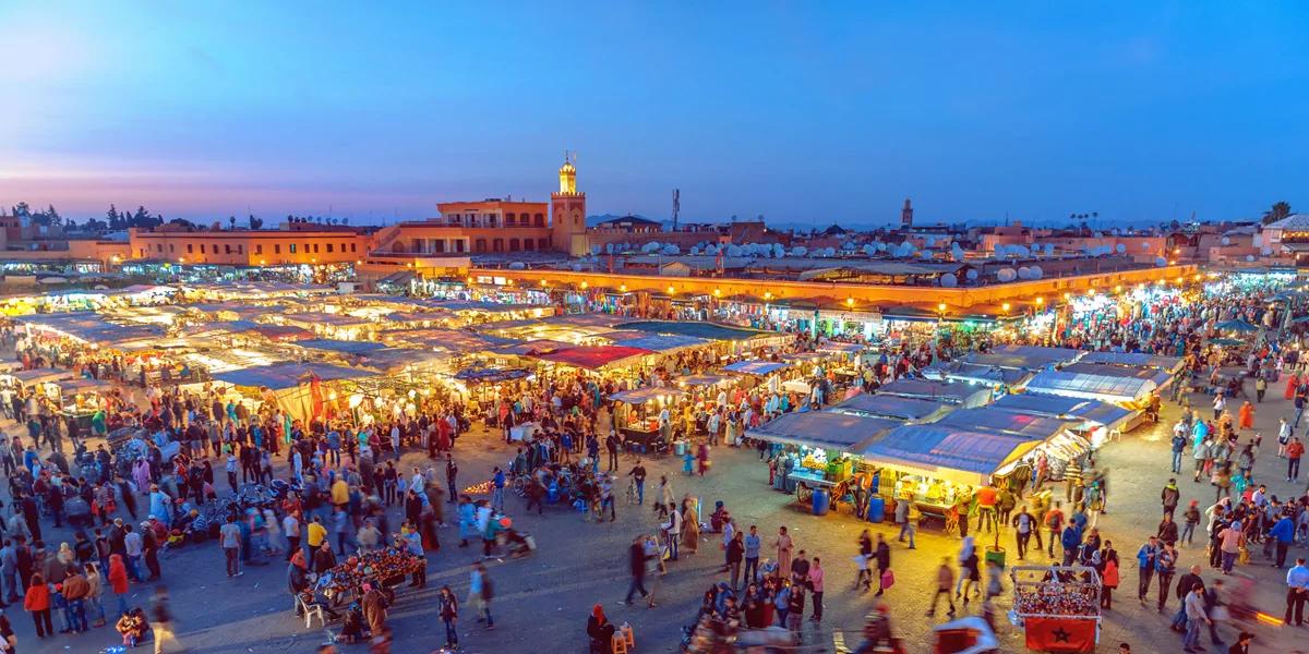Vuelo Sevilla a Marrakech por 20€