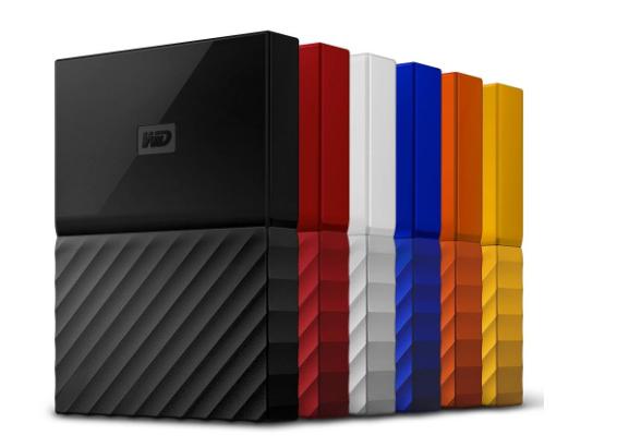 MY PASSPORT  1TB reacondicionado - Varios colores