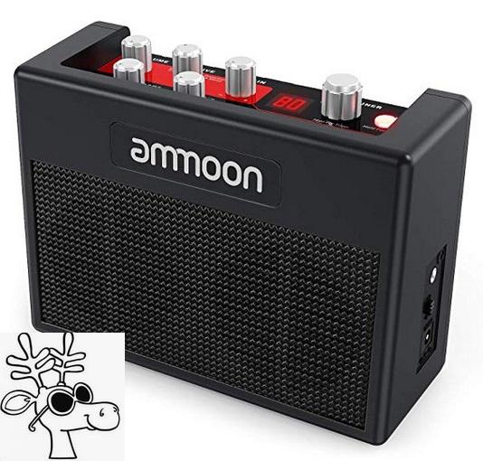Mini Amplificador Guitarra 5W