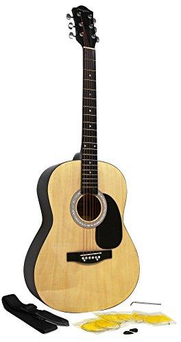 Guitarra acústica Martin Smith W-100-N-PK (incluye varios complementos)