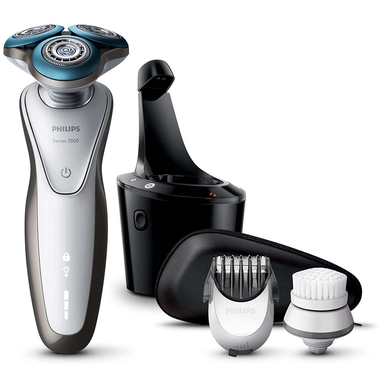 Afeitadora eléctrica Philips Shaver serie 7000 S7780/64 [Online]