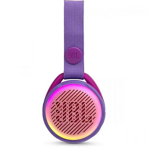 JBL JR POP - Altavoz inalámbrico portátil con Bluetooth óptimo para niños