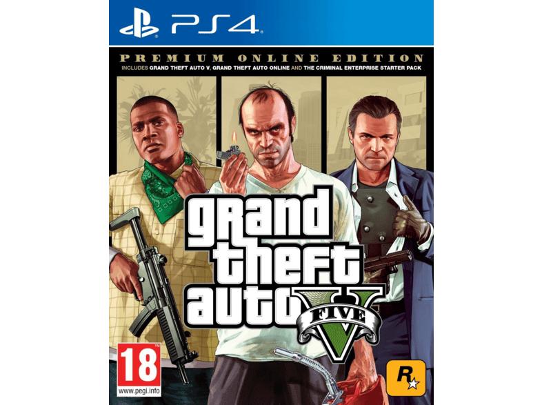 Grand Theft Auto V (GTA V) (Premium Edition) + 1.250.000 GTA$