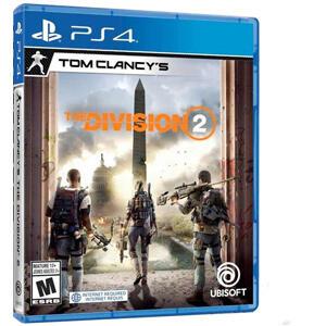 The Division 2 (Físico, PS4, AlCampo)