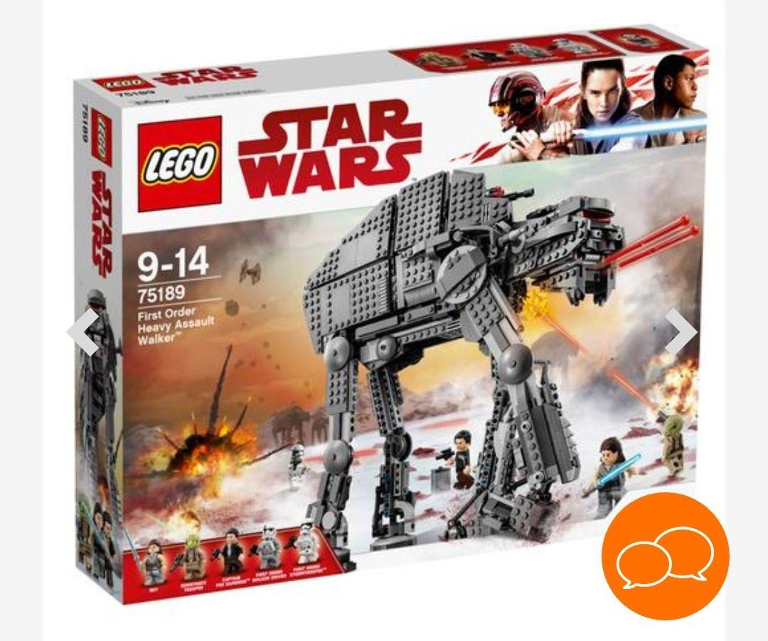 LEGO Star Wars - First Order Heavy Assault Walker - 75189