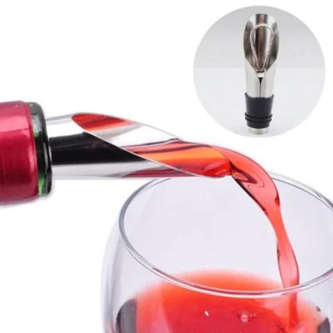 Decantador de vino solo 0.08€
