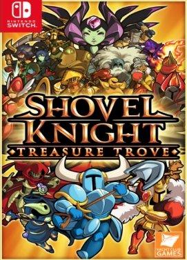 Shovel Knight. Treasure Trove Switch
