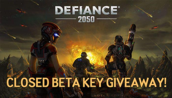 PC-XBOX ONE-PS4: DEFIANCE 2050 (CLOSED BETA) gratis