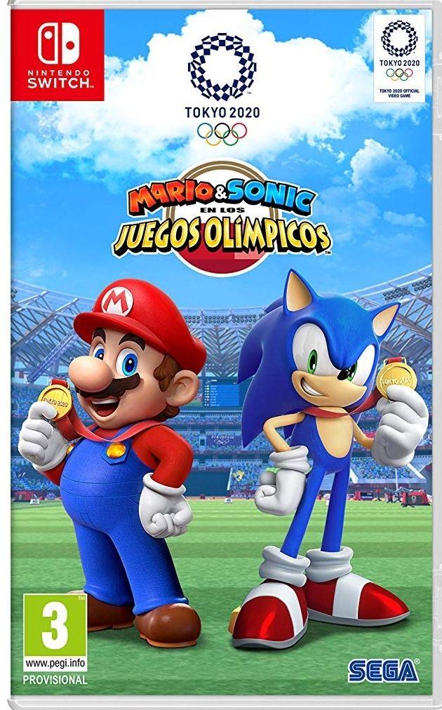 Mario & Sonic en las Olimpiadas de Tokyo 2020 a 45,90