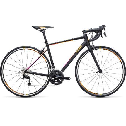 Bicicleta de carretera Cube Axial WLS Race para mujer