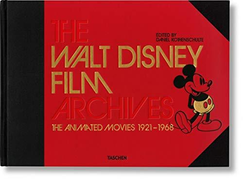 (Libro) ¡Mínimo histórico! The Walt Disney Film Archives (Inglés-Francés)