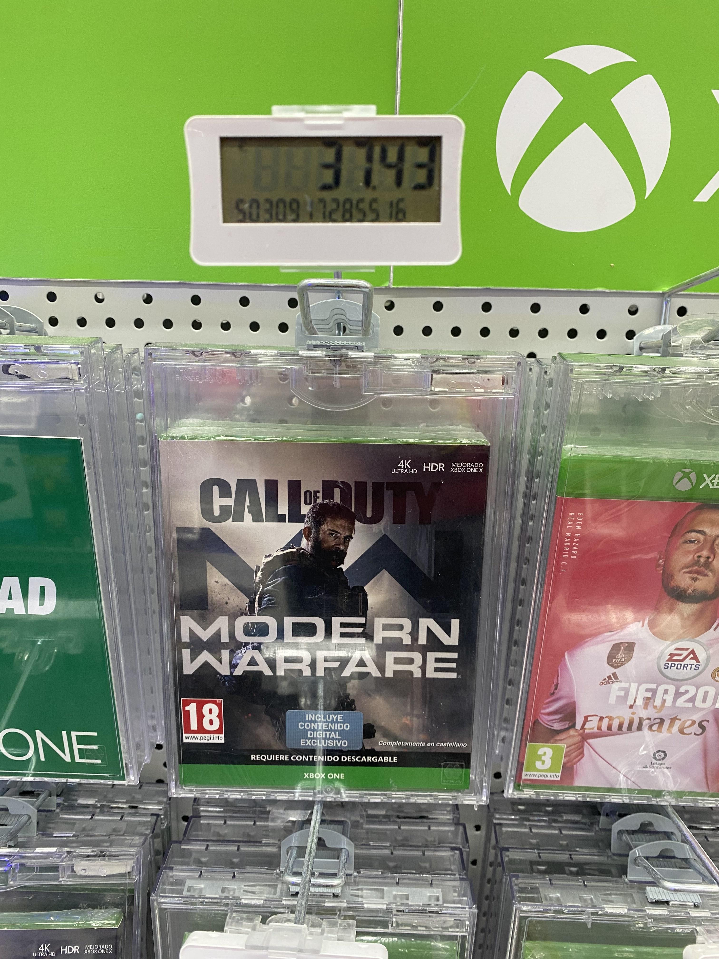 Call of Duty: Modern Warfare (S. de Compostela)