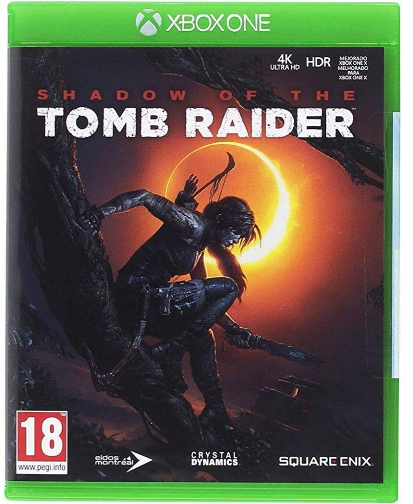 Shadow Of The Tomb Raider Xbox (Físico),