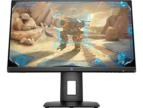"""Monitor HP 24x, 23.8"""", Full HD, 144 Hz, 1 ms,"""