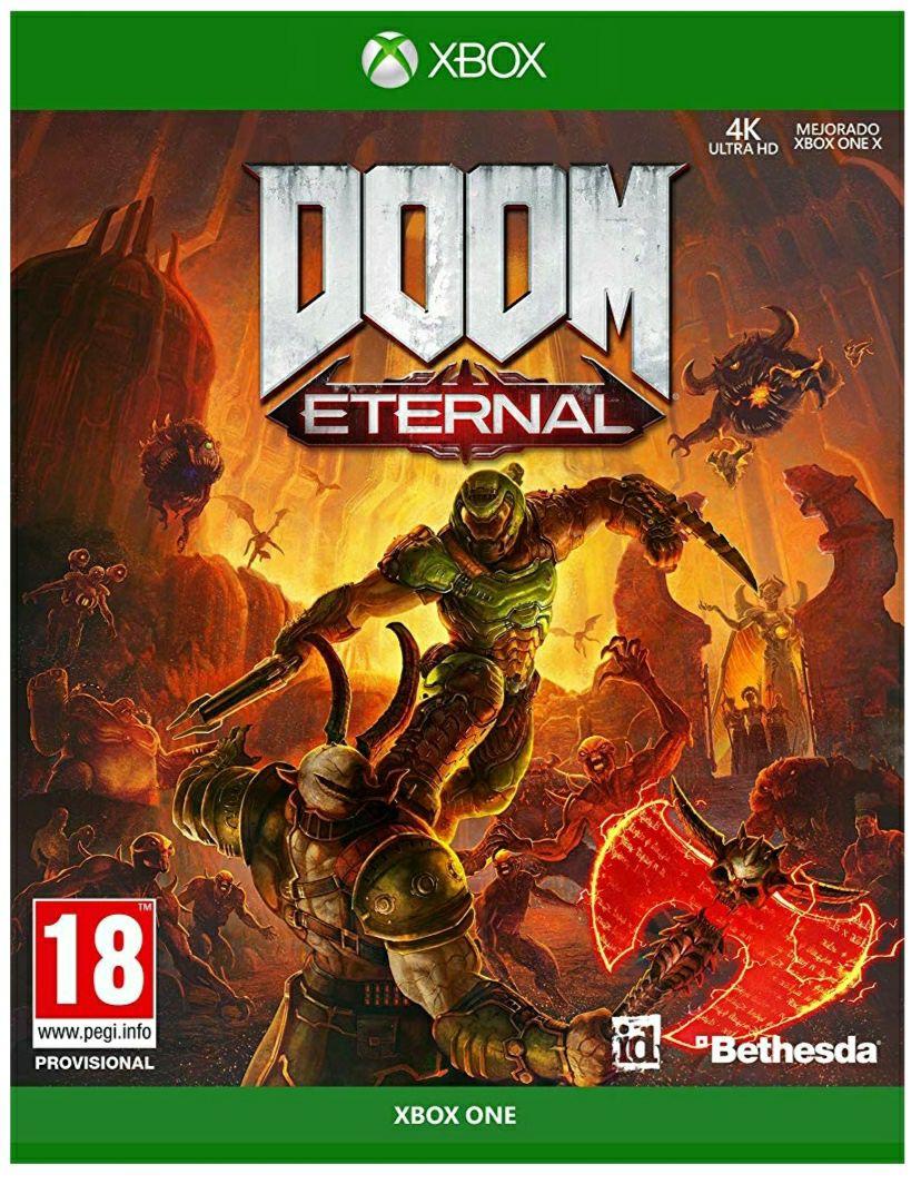 [Pre-venta] Doom Eternal (Xbox One)