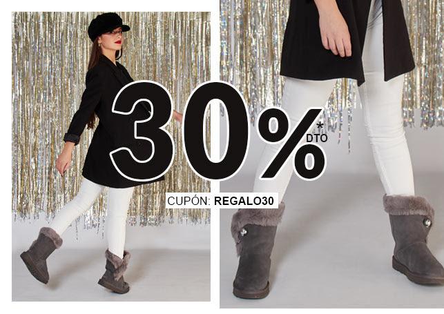 30% Dto. Extra en Zacaris