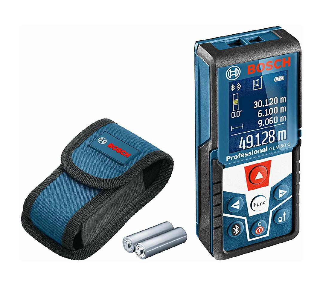 Medidor laser Bosch GLM 50 C